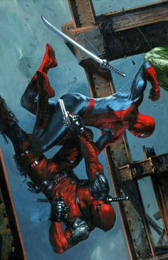 #Spiderman #Fan #Art. (BULLET PROOF COMICS - Exclusive Civil War II #1 Variant Cover) By: Gabriele Dell'Otto. (THE * 5 * STÅR * ÅWARD * OF: * AW YEAH, IT'S MAJOR ÅWESOMENESS!!!™)[THANK Ü 4 PINNING!!!<·><]<©>ÅÅÅ+(OB4E)