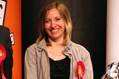 Newly elected #Swindon Borough Councillor Nadine Watts, Old Town ward