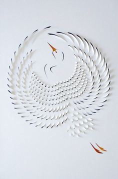 Hand Cut Paper Art _ Lisa Rodden
