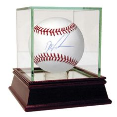 Dwight Gooden Signed MLB Baseball (MLB Auth)