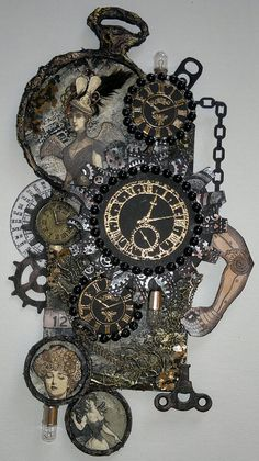 Steampunk tag | Flickr - Photo Sharing!  This would have to be the best I have seen so far. I am sooo impressed.  .