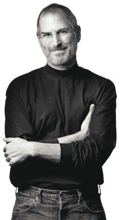 Steve Jobs, A man of our time.