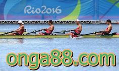 Rowing - Lightweight Coxless Four Men Rio Olympics 2016, Summer Olympics, Summer Games, Rio 2016, Rowing, Beach Mat, Outdoor Blanket, Outdoor Decor, Men