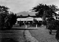 Hotel Bellevue, Buitenzorg, 1885