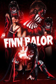 Finn Balor by KingJames7388