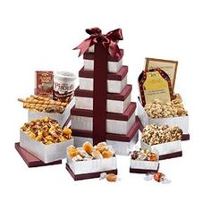 Broadway Basketeers Happy Birthday Celebration Happy Birthday Wishes Gift Tower. >>> Be sure to check out this awesome product. (This is an affiliate link and I receive a commission for the sales) Almond Roca, Valentines Day Chocolates, Birthday Chocolates, Happy Birthday Celebration, Happy Birthday Gifts, Birthday Cakes, Holiday Gift Baskets, Holiday Gifts, Christmas Gifts