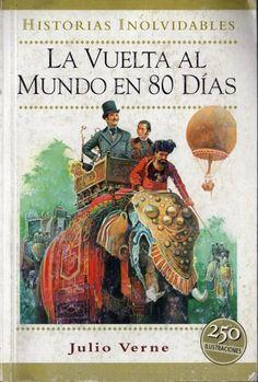 JULES VERNE,LA ASTRONOMIA Y LA LITERATURA: LA VUELTA AL MUNDO EN 80 DÍAS