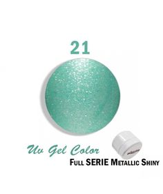 Fullcolor Metallic Shiny Verde scuro n.21
