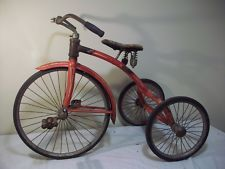 View Item: Antique Tricycle, Early 1900's