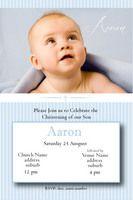 Baptism and christening digital printable invitation template christening invitations blessed stopboris Gallery