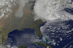 Hurricane Sandy ravaged New England, the cloud becomes important for future storms.