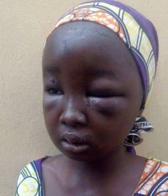 """""""Walai e be devil gaskia"""" - Father who beat 10-year-old daughter to pulp in Kano   The Senior Magistrates Court 34 sitting at Rijiyar Zaki Ungoggo Local Government Area of Kano State has remanded one Saminu Umar for brutally beating his ten-year old daughter. According to Daily Nigerian Umar beat Naja'atu for visiting her uncle without his permission. The loud cries of the girl drew neighbours attention who overpowered the father and rescued her.The neighbours then reported him to the…"""