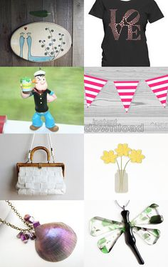My choices for August by Stuart McWilliam on Etsy--Pinned with TreasuryPin.com