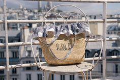 customiser un panier en osier