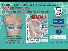 CURSO DE ROPA INTIMA lencería íntimaTomo 1 Módulo 3 Video 6 - YouTube