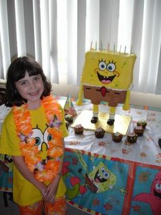 Will the real Spongebob please stand up?!
