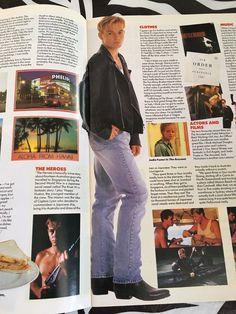 Rare Jason Donovan magazine. | eBay!