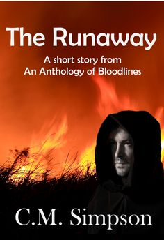 The Runaway is the second short story to be found in An Anthology of Bloodlines. It is also available as a stand-alone short story. With fire and otherworldly invaders closing in, a commander takes the time to tell the story of his capture and the reasons behind his return to continue the fight. What are the secrets of his past?