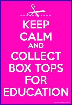 Help Schools Earn Cash with Box Tops For Education #BTFE #sponsored