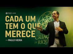 Por que você não ganha tanto dinheiro como gostaria?   Criação de Riqueza   Paulo Vieira - YouTube