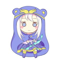 Umaru - Ashe - League of Legends (Lol)