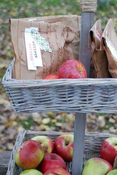 Liebesbotschaft: Apfelfest :-)