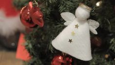 How to make an angel to decorate your Christmas tree | eHow UK