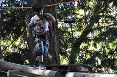 Wild Play Victoria - circuitos de arborismo e tirolesa para toda família em Victoria, no Canadá