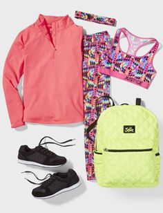 Active Outfits For Girls - Girls  Gym Outfits  8921261281d9c