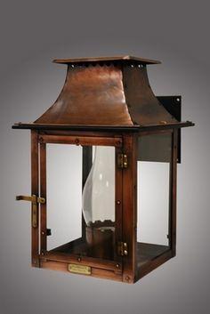 Flambeaux Colonial Williamsburg Style Bracket Mount Wall Lantern