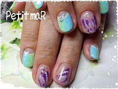バブルと蝶 |nail salon Petit maR ぷちまーる 大阪市旭区高殿 ネイルサロン|Ameba (アメーバ)