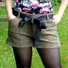 Sewaholic - Thurlow Trousers⎜Shorts + Pants Pattern