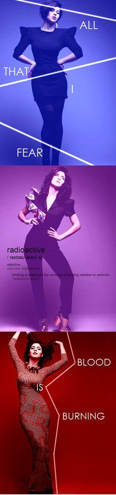 Radioactive - Marina and the Diamonds