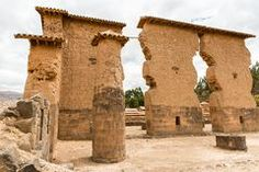 Raqchi, sitio arqueológico del inca en Cusco, Peru Ruin del templo en Chacha, Suramérica Fotos de archivo Inca, Civilization, Cusco, Ruins, Temple, Filing Cabinets, Computer File, Tourism, Culture