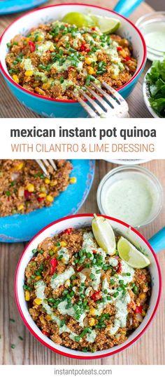 Mexican Instant Pot