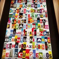 Joyeux anniversaire;-)