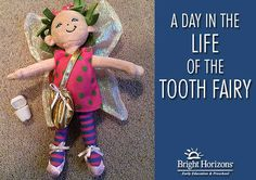 A Day in the Life of the Tooth Fairy