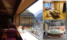 Hot-spring hotel Nishiyama Onsen Keiunkan opened its doors in 705 AD inJapan's Yamanashi prefecture. It's hosted important guests ranging from emperors to samurai.