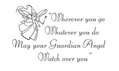 Guardian Angel Quotes and Sayings | sayings and other beautiful inspirational angel holy guardian angels ...