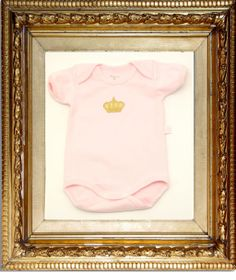 Body princesa rosa