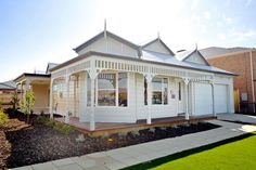 stunning weatherboard homes - Google Search