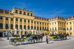Wien, Hauptstadt Österreichs – und des Walzers ... #City #Städtetrip #Kurzurlaub ©pure.passion.photo - Fotolia