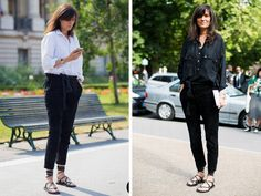 Streetstyle: Inspiration For This Week