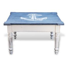 Nautical Anchor Coffee Table Nautical anchor Coastal and Coffee