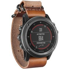 Garmin - Fenix 3 Sapphire GPS Watch Military Discount | GovX