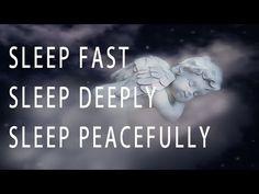 Guided meditation for a deep peaceful and calm sleep   A guided sleep visualization - YouTube