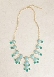 around the mulberry necklace