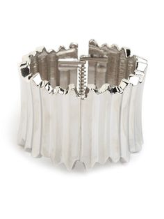 Silver Craft Cuff