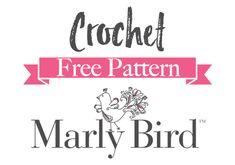 Learn how to crochet a sweater with the help of Marly Bird's crochet video tutorial. The World Traveler Long Crochet Cardigan is a great crochet design Free Knit Shawl Patterns, Crochet Stitches Patterns, Free Pattern, Crochet Designs, Bird Patterns, Crochet Hat With Brim, Crochet Hats, Crochet Blogs, Crochet Jacket