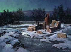 Adirondack Ruin